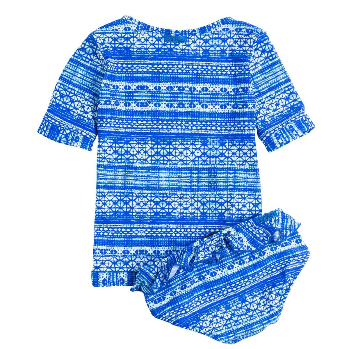Camiseta Infantil Salinas Proteção UV 50