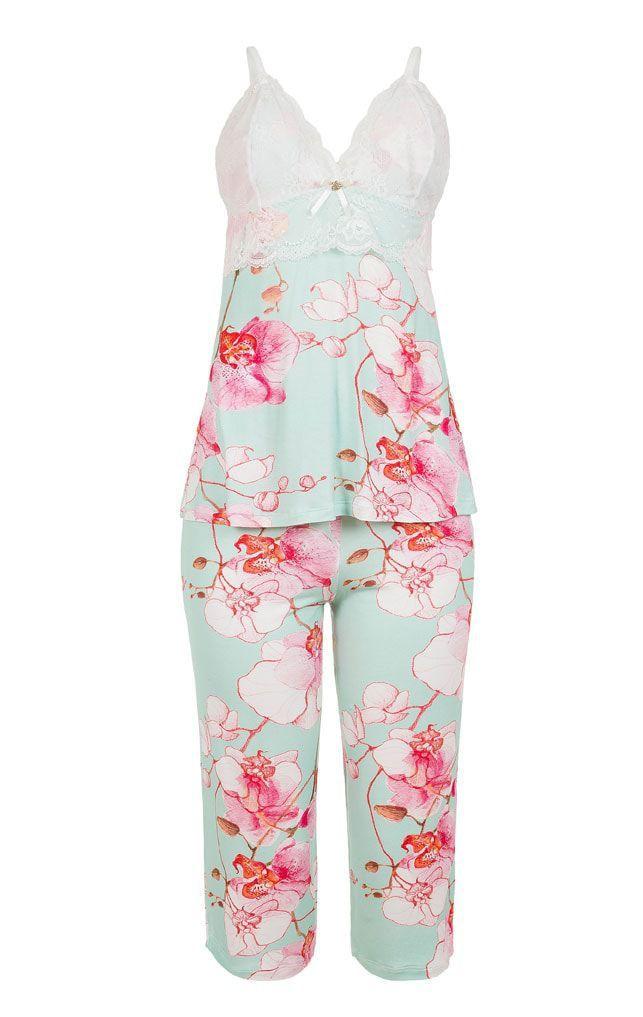 Pijama Pescador Estampado Mari M