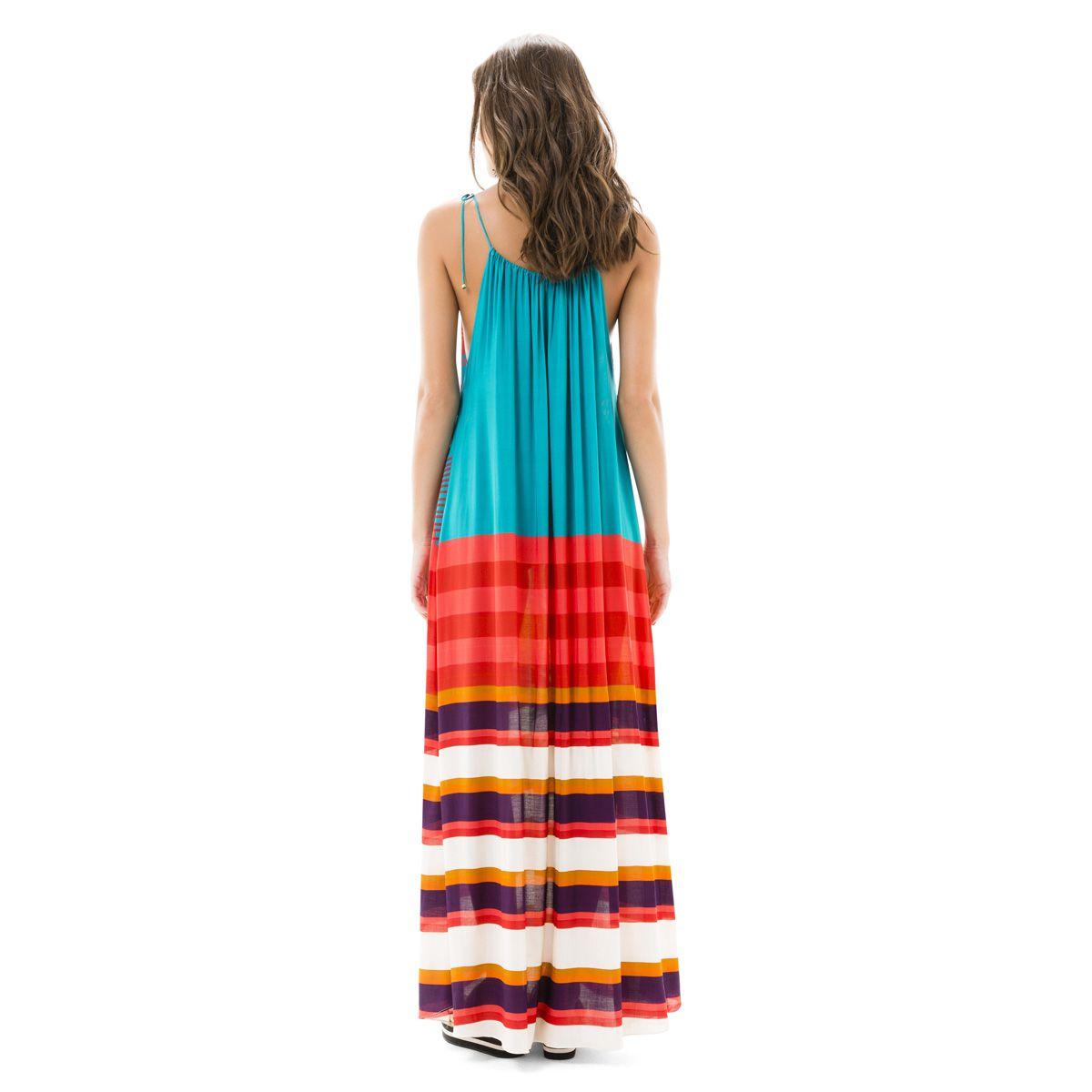 Vestido Longo Salinas Sunshine
