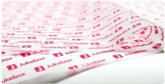 Papel de Seda Personalizado 20g/m - Tamanho 50 x 70 - Linha paper 7094