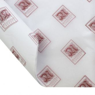 Papel de Seda Personalizado 20g/m - Tamanho 50 x 70  - Linha paper  1201