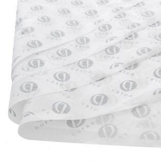 Papel de Seda Personalizado 20g/m - Tamanho 50 x 70 - Impressão em 1 cor - Linha paper 1132