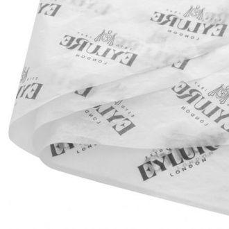 Papel de Seda Personalizado  20g/m - Tamanho 35x50 - impressão em 1 cor - Linha paper 1133