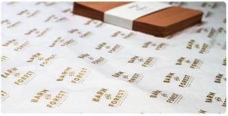 Papel de Seda Personalizado 20g/m - Tamanho 50 x 70 - Linha paper  7092
