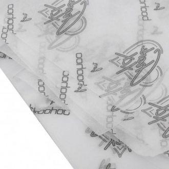 Papel de Seda Personalizado 20g/m - Tamanho 50 x 70 - Impressão em 1 cor - Linha paper 7131
