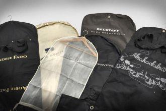 Capa de tnt 80 para vestido personalizado 0,70 x 1,30 - Para outros materiais ou  tamanhos consulte  - Linha exclusive 1457