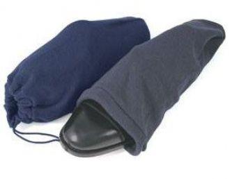 Embalagem de malha para sapato - 2 peças para organização unitária -  Linha Classic  7432
