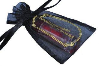 Saquinho de organza personalizada para batom - Tamanho 10x15  - impressão da logomarca com power filme  - Linha Classic 72801