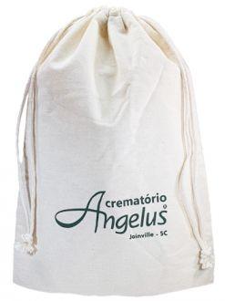 Embalagem de algodão  personalizado 45x50 -  impressão em serigrafia  -  Linha Classic 4323