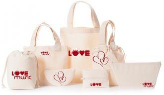 Embalagem de algodão personalizado -  Consulte modelos disponíveis - Linha Organica 1608