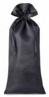 Embalagem de Cetim Charmeuse para garrafa - borda dupla 18x40 - Linha Classic .358
