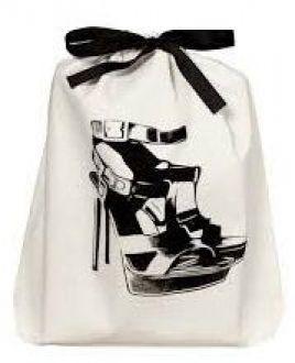 Embalagem de oxford para sapato 30x40 - personalizado com sublimação 1 cor -  Linha Classic  18222