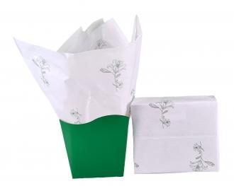 Papel de Seda Personalizado 20g/m - Tamanho 50 x 70  - Linha paper 1134