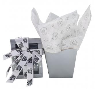 Papel de Seda Personalizado 20g/m - Tamanho 50 x 70 - Linha paper  7708