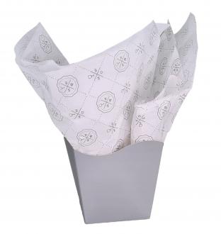Papel de Seda Personalizado 20g/m - Tamanho 50 x 70 - Linha paper 2059