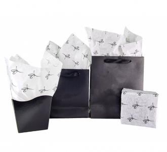Papel de Seda Personalizado 20g/m - Tamanho 50 x 70  - Linha Paper 4569