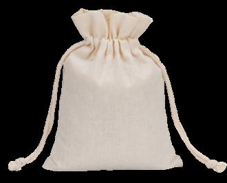 Saquinho de algodão - Sem impressão 10x15 - Linha Classic 2095
