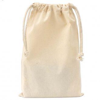 Saquinho de algodão - Sem impressão 15 x 20 - Linha Classic 2214