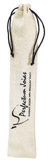 Saquinho de algodão personalizado para caneta  05x15 - impressão em serigrafia  - Linha Classic 4414