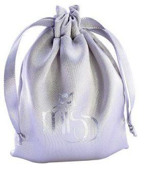 Saquinho de cetim personalizado para lenços de cabelos - 12 x 18  - Impressão Foil Metalizado -  Linha Classic 6159