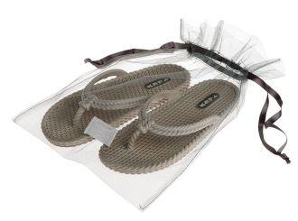 Saquinho de organza para sapato 25x35 - etiqueta personalizada -  Linha Classic 1866