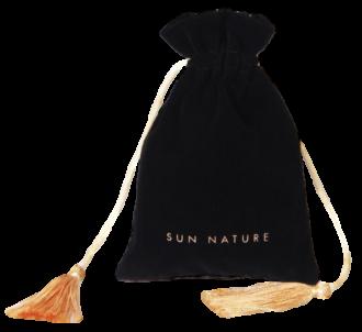 Saquinho de Veludo personalizado  para lingerie - 15x20 -  impressão em serigrafia  -   Linha Luxo 1054