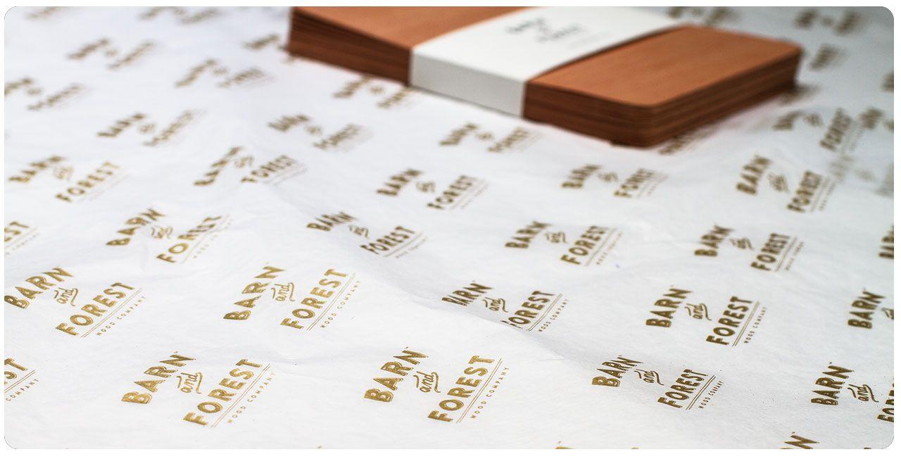 Papel de Seda Personalizado 20g/m - Tamanho 50 x 70 - Linha paper  7092  - Litex Embalagens