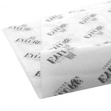 Papel de Seda Personalizado 20g/m - Tamanho 50 x 70 - Linha paper 7100  - Litex Embalagens