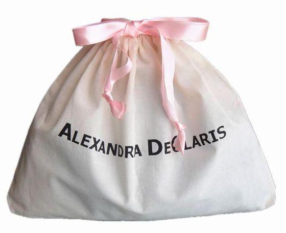 Saquinho de algodão 35x35 -  impressão da logomarca em serigrafia  - Linha Classic 7149  - Litex Embalagens
