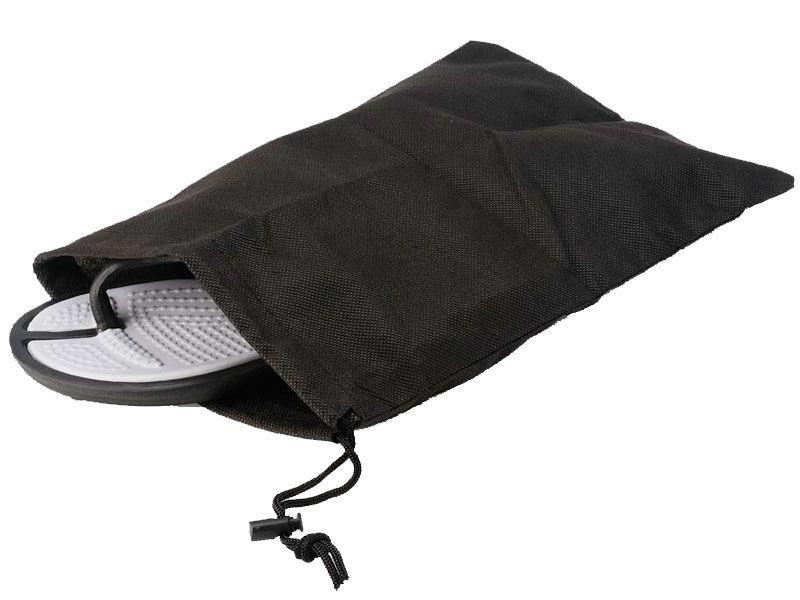 Saquinho de tnt para chinelo 20x35 - sem impressão -  Linha Classic 7434  - Litex Embalagens