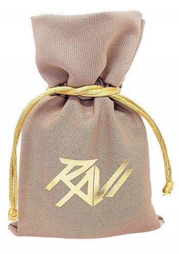 Embalagem Crepe 10 x 15  - Personalização em Hot Stamping Italiano -  Linha Exclusive 6179  - Litex Embalagens
