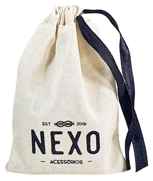 Embalagem de algodão 35 x 50  - Impressão serigrafia 1 cor -  Linha Classic  4117  - Litex Embalagens