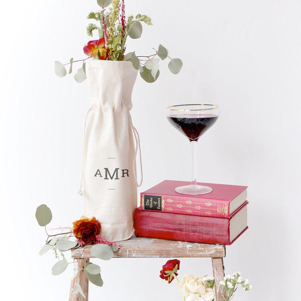 Embalagem de Algodão para garrafa - impressão em serigrafia 18 x 40 -  Linha Gift  6063  - Litex Embalagens