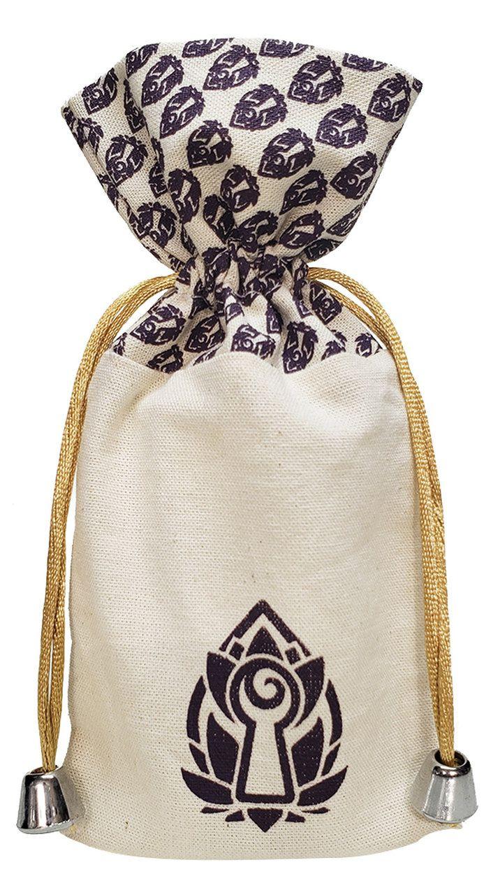 Embalagem de algodão personalizada para brindes  08 x 12 - Borda personalizada - ponteira metal  - Linha Classic 395  - Litex Embalagens