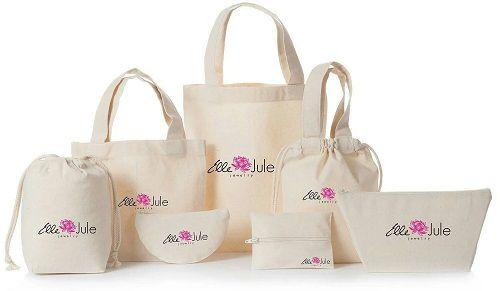 Embalagem de algodão personalizado -  Consulte modelos disponíveis - Linha Organica 1608  - Litex Embalagens