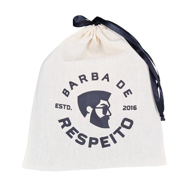 Embalagem de Algodão Cru Borda Simples 30x30 Personalizado em Serigrafia 1 Cor   - Litex Embalagens