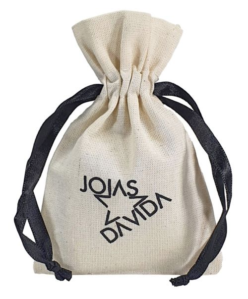 Embalagem de algodão personalizado para joias  10x15  -  impressão em serigrafia - Linha Classic 4156  - Litex Embalagens