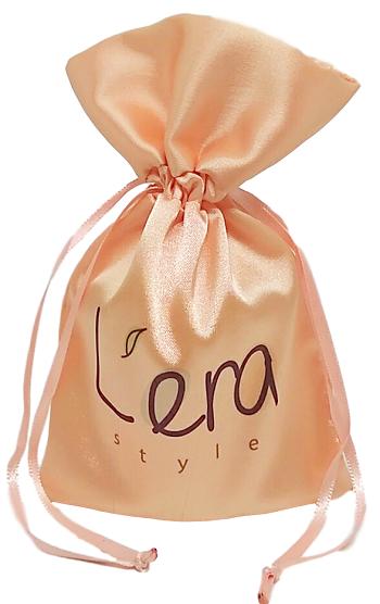 Embalagem de cetim personalizado para brincos - 10x15 - impressão colorida - Linha Classic 1270  - Litex Embalagens