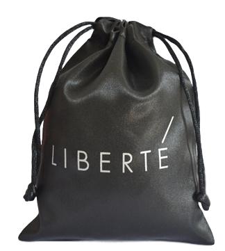 Embalagem de cetim personalizado para sapato - 25x35 - impressão em serigrafia -  Linha Classic 1318  - Litex Embalagens