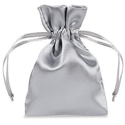 Embalagem de Cetim Charmeuse - Sem impressão 30x40 - Linha Classic 2086  - Litex Embalagens