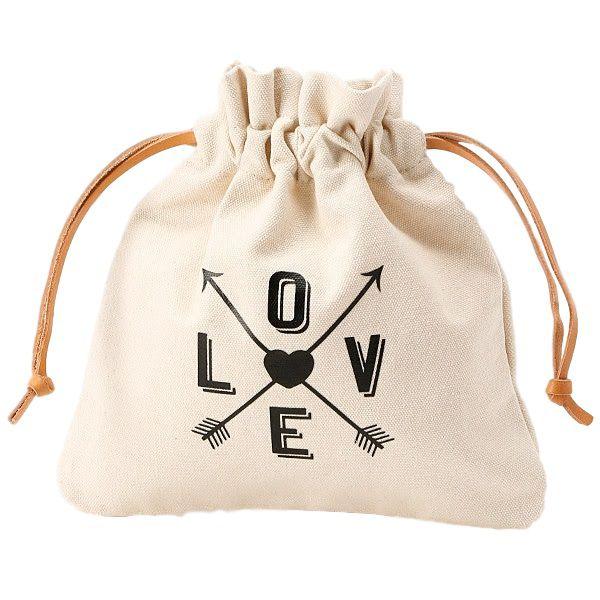 Embalagem de lonita personalizado 15x20 - Borda dupla, fechamento com cordão de camurça - Linha Exclusive  1130  - Litex Embalagens