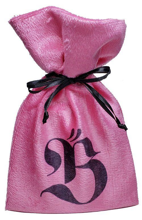Embalagem de Plush personalizado para joias - tamanho 10x15 - impressão colorida - Linha Exclusive  4561  - Litex Embalagens