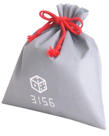 Saquinho de tnt 60 para presentes - Tamanho 25 x 35 - Impressão em serigrafia - Linha classic 6355  - Litex Embalagens