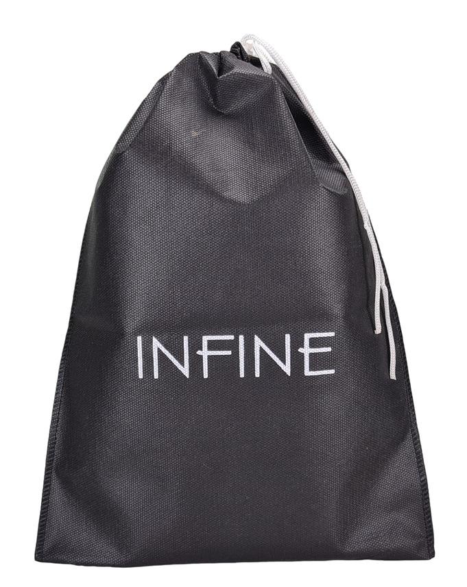 Embalagem de tnt 60 para calça - Tamanho 30 x 40 - personalizado em serigrafia -  Linha classic 6356  - Litex Embalagens