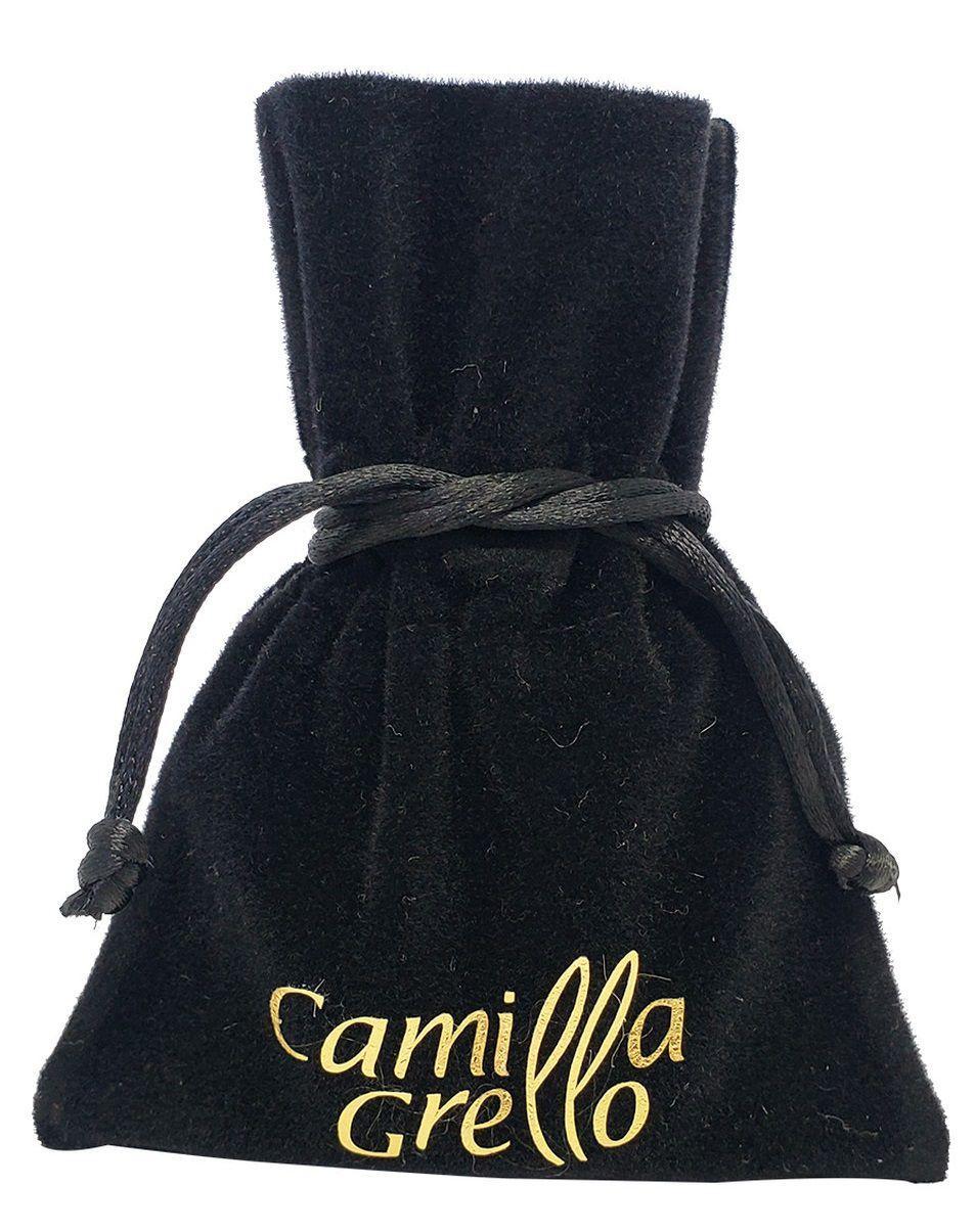 Embalagem de veludo com logomarca impressa para joias - 06 x 08 - Impressão Hot-Stamping Italiano - Linha Classic 6361  - Litex Embalagens