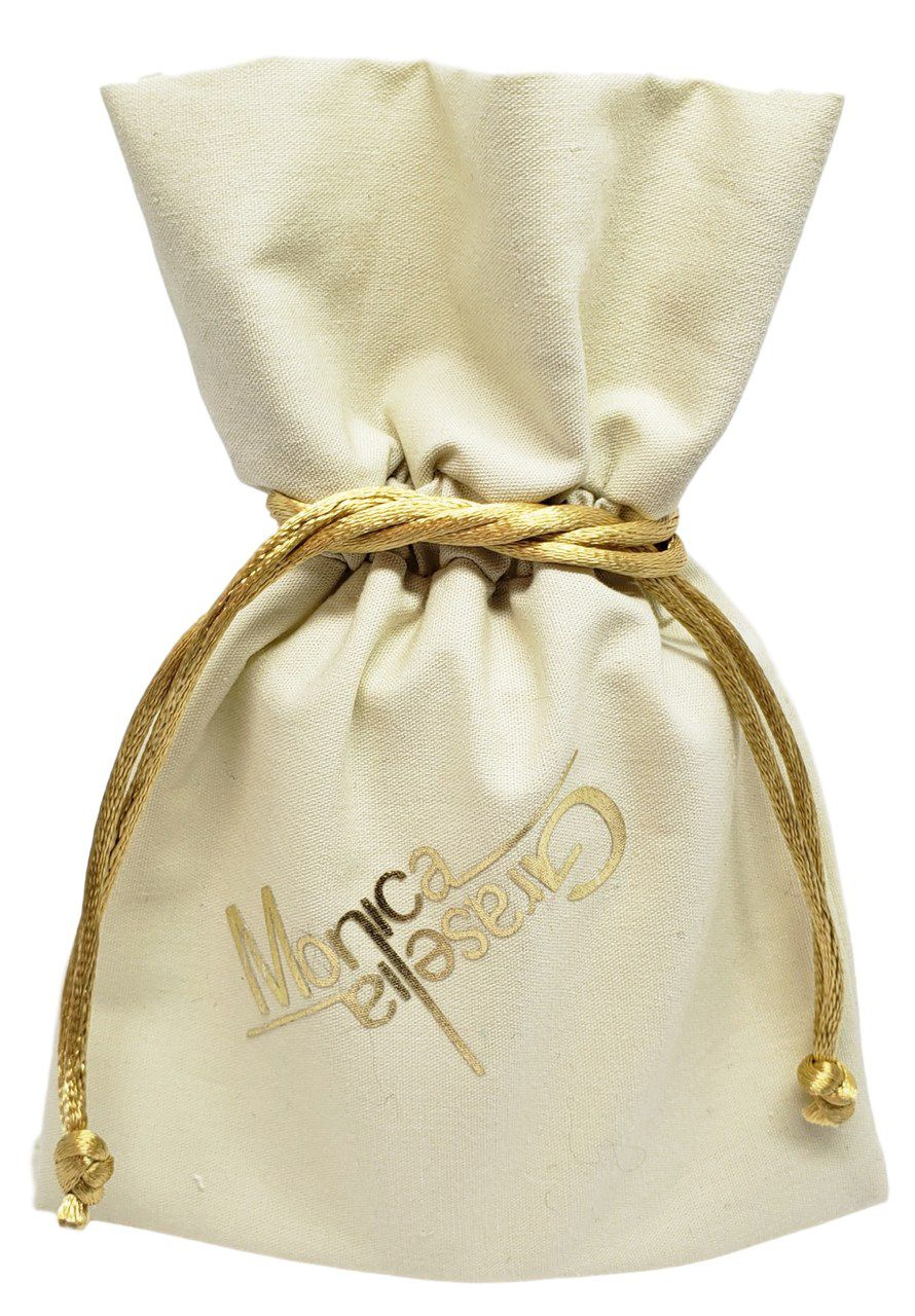 Embalagem Popeline 08 x 12 - Personalização em Hot Stamping Italiano - Linha Exclusive  61467  - Litex Embalagens