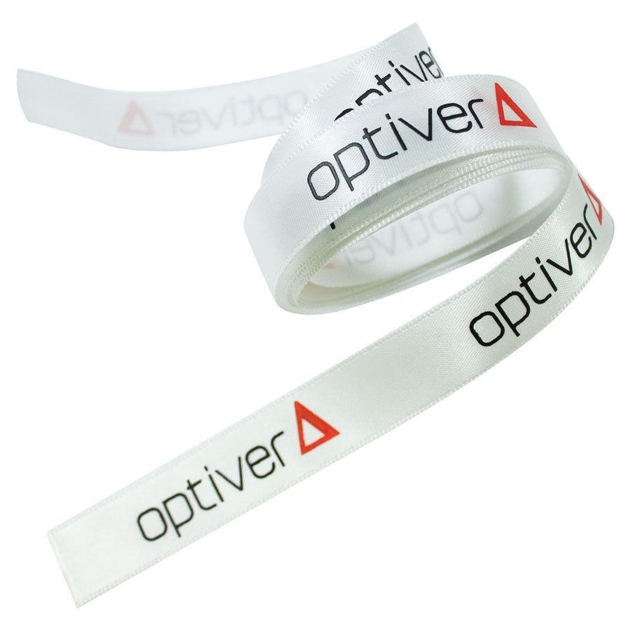 Fita de cetim personalizada 25mm - impressão colorida  - Preço por metro - Linha cristal  71472  - Litex Embalagens