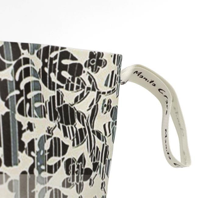 Necessaire de Lonita -  impressão serigrafia - ziper de poliéster - Tamanho 15 x 25  -  Linha Gift  2258  - Litex Embalagens
