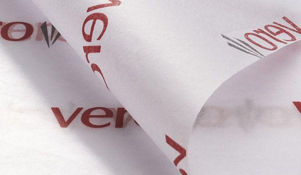 Papel de Seda 35g/m 49x69 Personalização Pantone 2 Cores  - Litex Embalagens