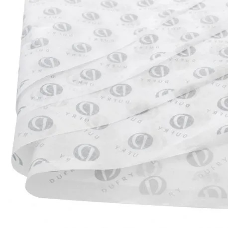 Papel de Seda Personalizado 20g/m - Tamanho 50 x 70 - Iinha paper 378  - Litex Embalagens